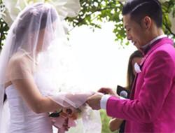 34岁前港姐季军结婚 古堡摆喜宴乐队助兴