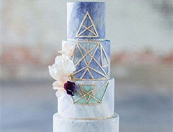 这些婚礼蛋糕美翻了 浪漫婚礼蛋糕