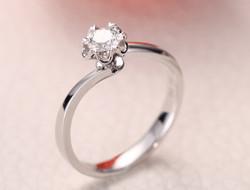 最浪漫的求婚钻戒欣赏