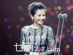 2014年金鹰奖刘涛服装品牌展示