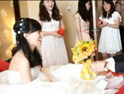 泰达江南赋 浪漫甜蜜婚礼视频爱情最好的结局