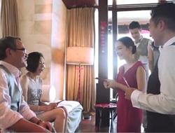视频: 杨幂刘恺威婚礼视频
