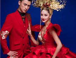 锦之秀 中国风婚纱照