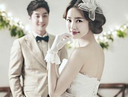 韩式唯美写真 一辈子的誓言