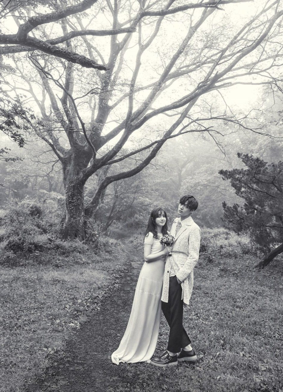 安宰贤具惠善情侣写真,具惠善安宰贤写真,具惠善安宰贤结婚