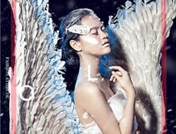 精致天使写真 典雅女王
