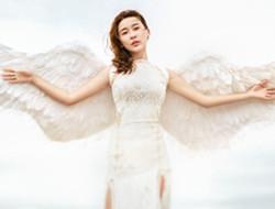 天使之翼 浪漫唯美写真