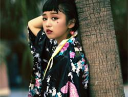 日系传统写真 和服女孩