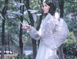 丛林天使之恋 唯美写真