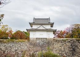 日本大阪迷人秋季风景图片(11张)