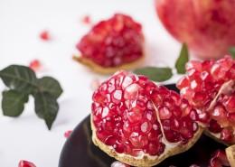 香甜可口的长寿果石榴图片(9张)