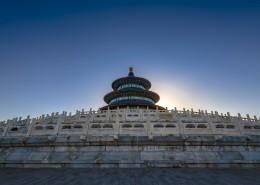 北京天坛公园人文风景图片(10张)