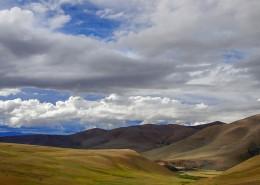 西藏高原自然风景图片(10张)