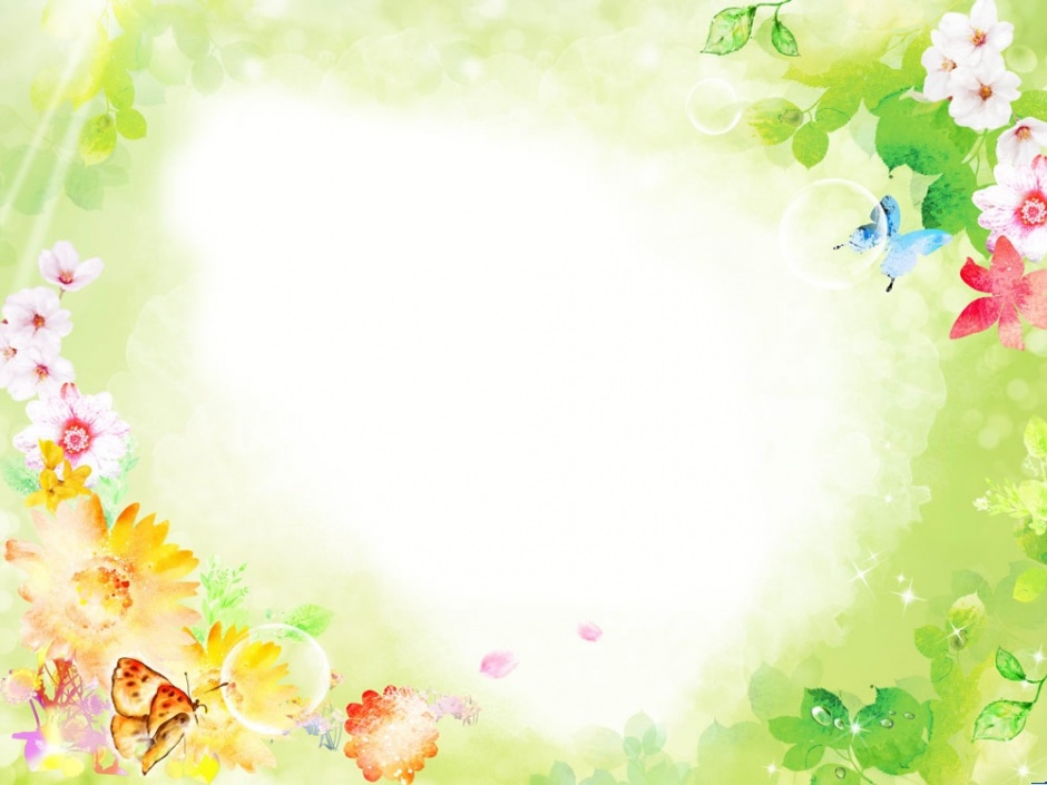 唯美淡雅的花朵ppt背景图片-26abc图片大全图片