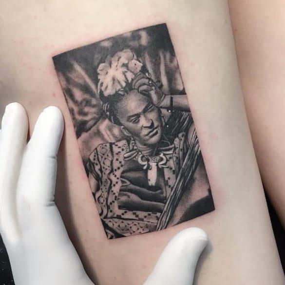 黑灰纹身 多款点刺纹身黑灰纹身图案