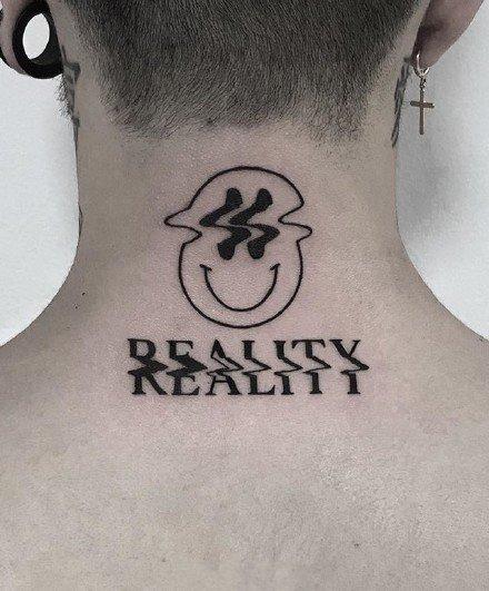 时尚潮流纹身图片-引流时尚潮流的创意纹身图案