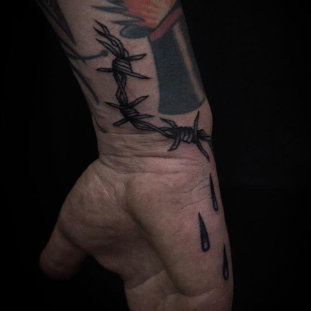 创意设计纹身图案-12张黑色简单创意设计纹身图案