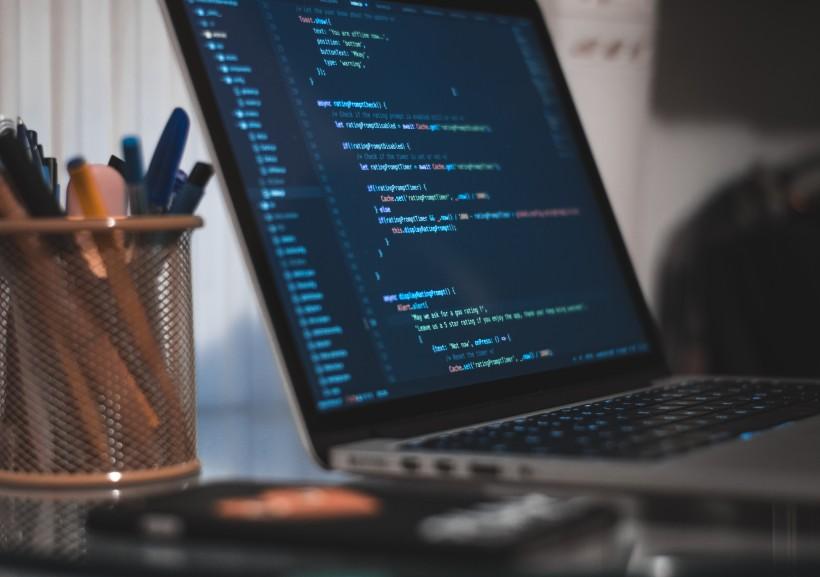 电脑屏幕上的代码图片(11张)