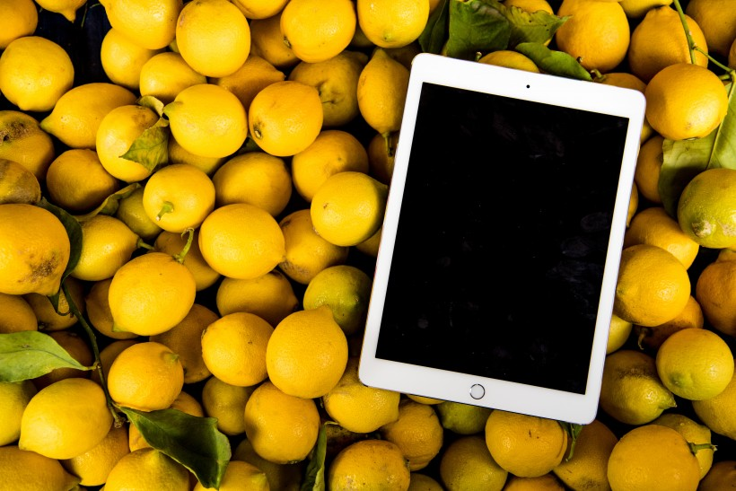 iPad的特写图片(11张)