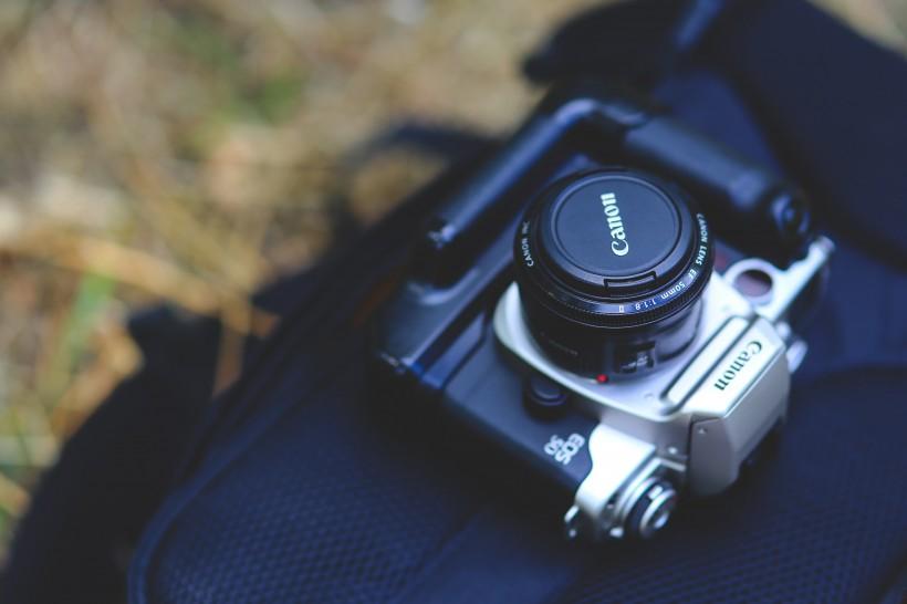 佳能相机的特写图片(10张)