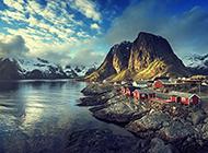 大自然美丽山水风景高清图片