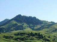 新疆那拉提草原唯美摄影