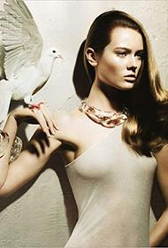 时尚现代感人体艺术写真