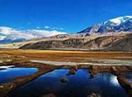 美丽的帕米尔高原风景图片