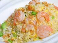 海鲜虾仁炒饭图片鲜美诱人