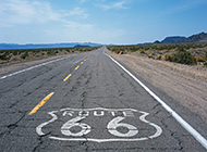 美国伊利诺伊州66号公路旅游风景