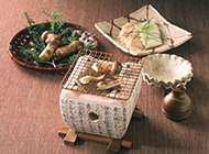 秋季营养美食摄影图片