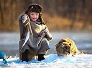浪漫意境唯美猫咪与宝宝可爱图集