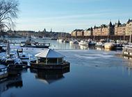 精选瑞典首都斯德哥尔摩高清桌面壁纸