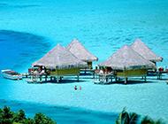 印尼巴厘岛风景浪漫清新优美