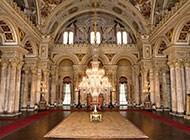 唯美宫殿内景高清图片