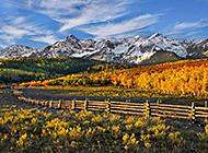 山水宽屏自然风光美景图片