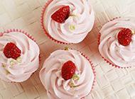 草莓甜点图片甜美诱人