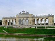 奥地利的首都维也纳美丽风景图片