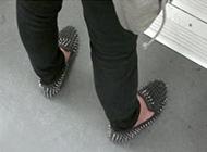 超级管用的防踩专用鞋