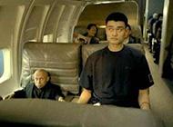 飞机上的大与小搞笑对比图