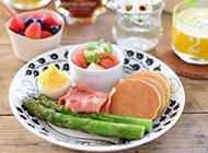 营养满分的创意早餐图片