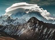 山川壮丽风景图片高清电脑壁纸