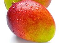 鲜甜多汁的芒果图片