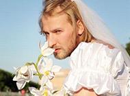每日爆笑 婚纱照