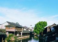景色优美的乌镇图片大全