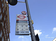 英国伦敦风景街道图片