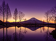 日本富士山高清壁纸