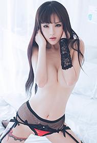 职业模特颜瑜高清人体艺术图片