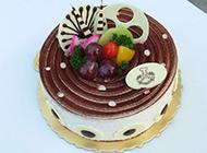 自制精美好吃的水果生日蛋糕