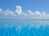 唯美海滩风景浪漫自然美景壁纸